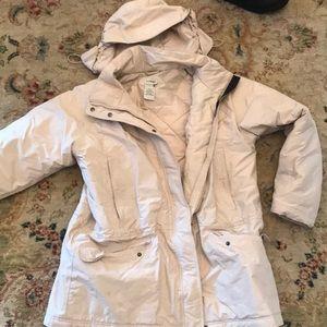 Tan LL Bean Thinsulate jacket